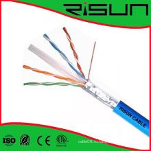 Пройдите испытание Двуустки кабеля UTP/FTP и SFTP Сетевой кабель cat5e/cat6 кабель с Стабилизированным качеством