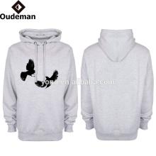 hoodies & camisolas feitos sob encomenda do projeto da impressão do logotipo da forma por atacado