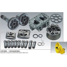 Uchida A8VO of A8VO55,A8VO80,A8VO107,A8VO160,A8VO200 hydraulic piston pump parts