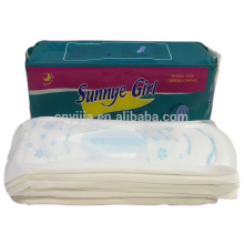 Sanitary Napkins/sanitary pad manufacturers with blue core