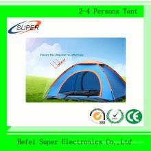 Дешевой цене Открытый Кемпинг палатка на 2-4 человека
