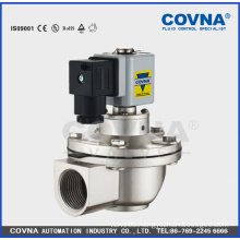High frequency air impulse solenoid valve