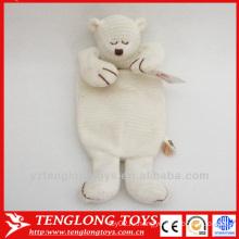Зима теплый мешок плюш спальный медведь горячей воды мешок