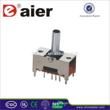 Mini slide switch TS23E01 made in China slide switch 3 position