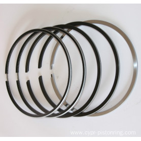 High performance genset piston ring