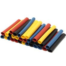 Tuyauterie flexible en caoutchouc d'enveloppe de rétrécissement de la chaleur de tuyauterie en caoutchouc de silicone de haute température