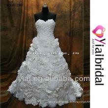 RSW299 Gewebe-Blumen für Hochzeits-Kleider