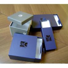 Caja de regalo de perfume con logotipo para embalaje