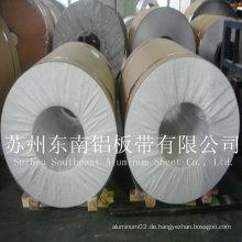 5083 Aluminiumlegierungsspule für Baustoff in China hergestellt