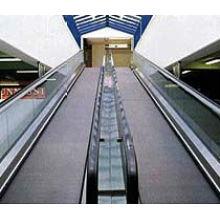 Comercial, em movimento, pé, shopping, shopping
