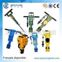Y20 Y24 Y26 portátil Pneumtatic Vertical Rock máquina de perfuração