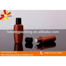 Promocional amostra mini garrafa de loção cosméticos