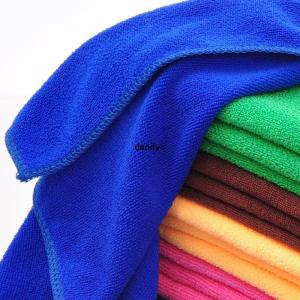 Colorful Wholesale Microfiber Towel for Cleaning