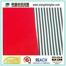 Tissu en soie teinté en satin satiné en fer (100% soie)
