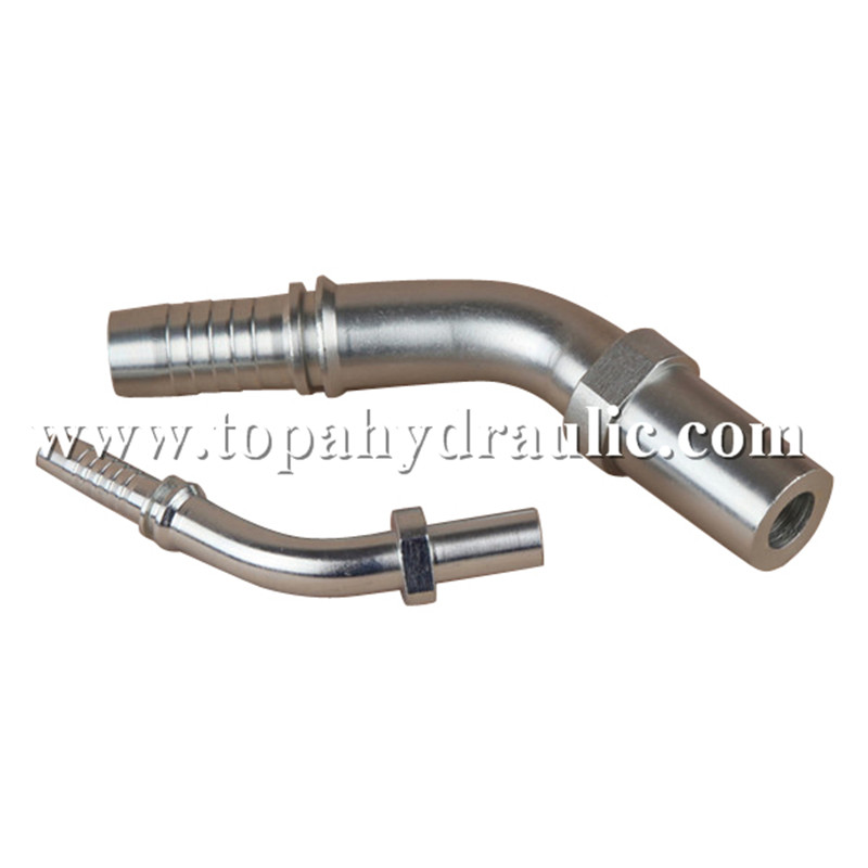 Faucet to hose adapter Hydraulic coupling parker fittings