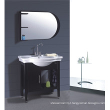 Solid Wood Bathroom Vanity (B-613)