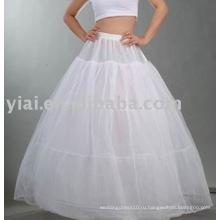 2013 дешевые горячий продавать юбки Р002 для новобрачных
