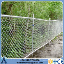 Novelties Wholesale China temporary stand-alone chain link fence panels for carnival/festival activities