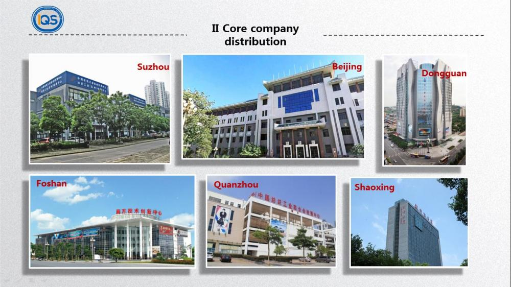Core Company Distribution