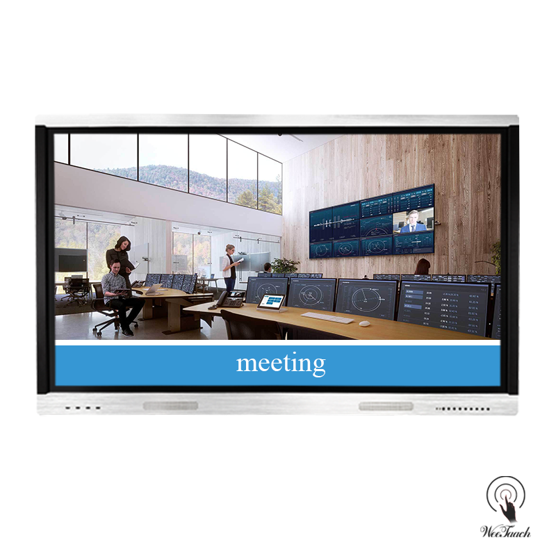 75 inches win/Android OS interactive whiteboard