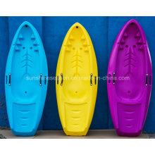 Pop de alta calidad nuevo Sit on Top One Person Kayak Ks-26 para pescar