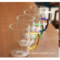 Glass+mugs+with+multiple+colors