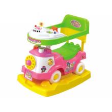 Nuevo Modelo Baby Walker Venta al por mayor con cinturón de seguridad China Toy