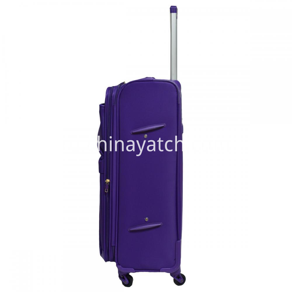 Wheeled Trolley Luggage