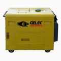 Generador diesel silencioso protable 5KVA refrigerado por aire