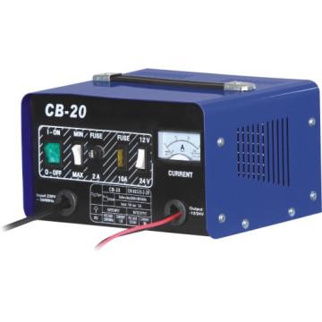 Carregador de bateria para carro 12V / 24V (CB-10/15/20/30/40/50)