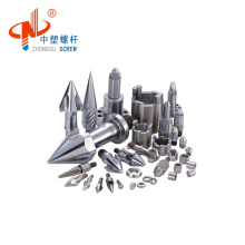 Injection Screw Parts/Injection nozzle tip/injection plastic parts