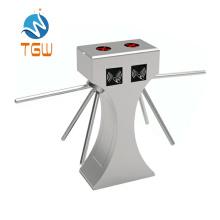 Semi-Automatic Vertical Tripod Turnstile for School