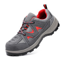 Botas de segurança Sapatos leves para homens
