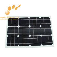 Mono 50 Watt Sonnenkollektor