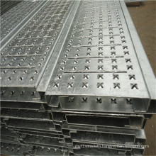 High Quality Antiskid Perforated Metal Plate