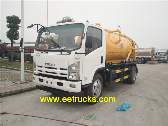 ISUZU Septic Tank Trucks