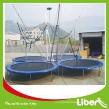 Équipement de sport en plein air grand trampoline LE.BC.002