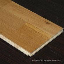 Die beste Qualität Günstigen Preis Unilin Lock 15mm / 4mm 3-Stab Eiche Engineered Wood Flooring