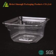 пластиковые одноразовые коробки конфет