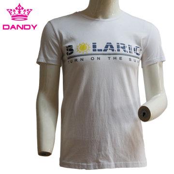 Camisas casuales blancas para hombre