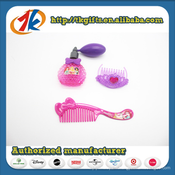 Mini-jouet de beauté en plastique de vente de produits en plastique pour les filles