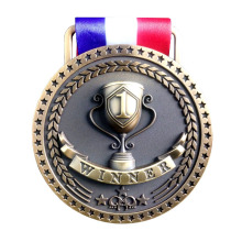 World Class Gold Trophy Medal For Collection