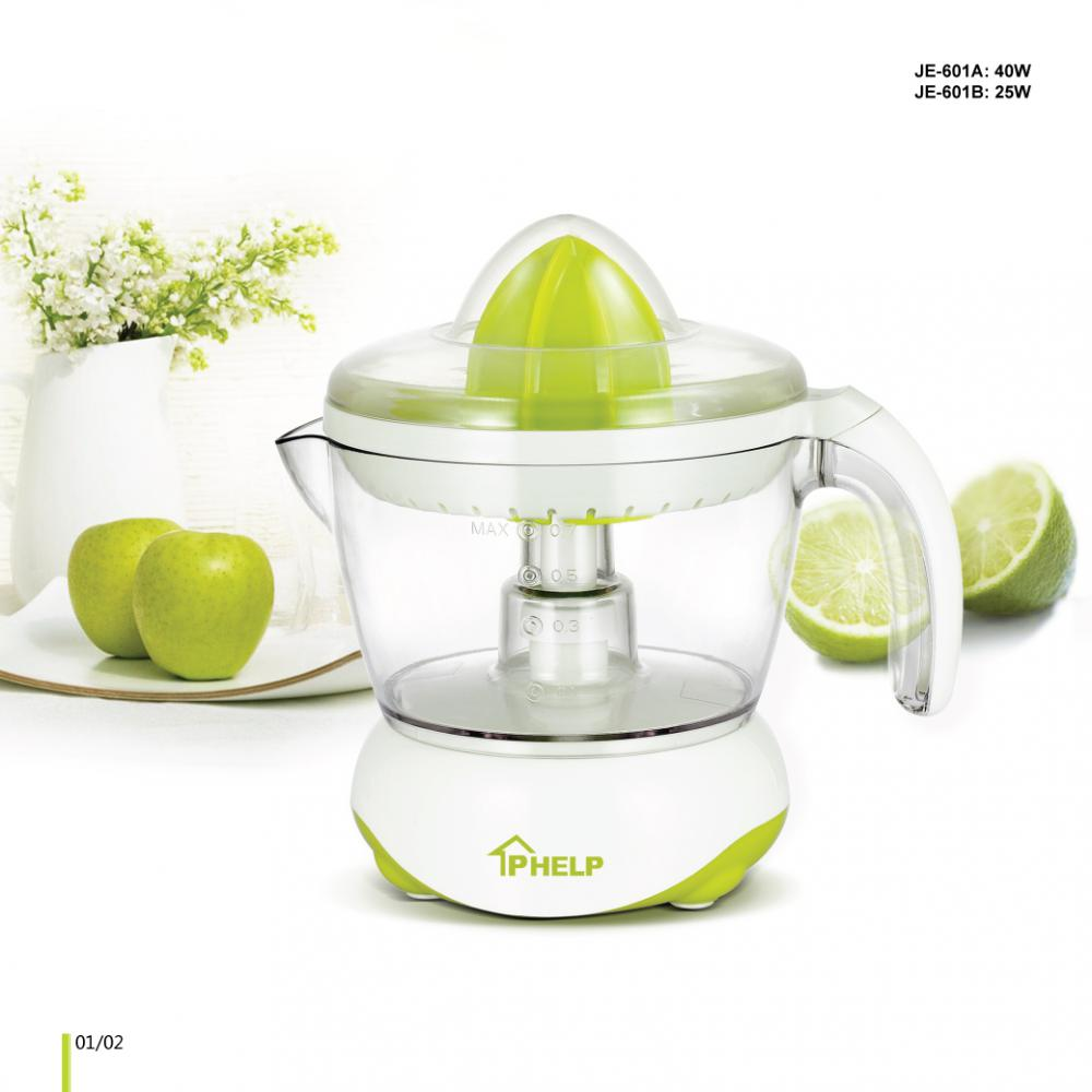 0.7L 25W/40W Electric Citrus Juicer with Open handle