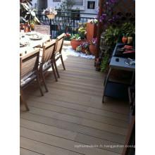 Vente chaude extérieur / wpc eco deck Vente chaude / plate-forme de bois