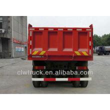 Tipper caliente del dongfeng 8x4 de la venta, camión del volquete de 20 toneladas