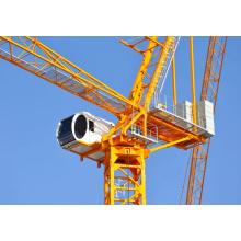 QTD80-6t luffing jib tower crane
