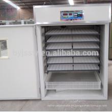 Incubadora automática de huevos de 3000 huevos en venta fabricada en Alemania