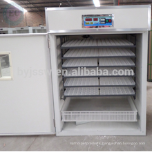 3000 Eggs Automatic Egg Incubator for Sale Made in Germany