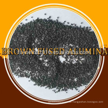 Hohe qualität hohe härte bestnote fabrik preis braun verschmolzenes aluminiumoxid für feuerfesten abrasiven material