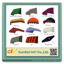 High Quality UV-Anti Acrylic Coated Textile Fabric